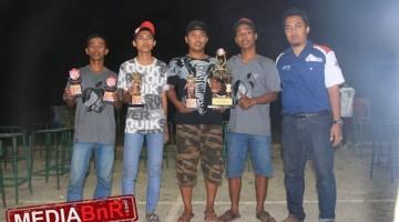 Punokawan BC Raih Juara Umun Bird Club