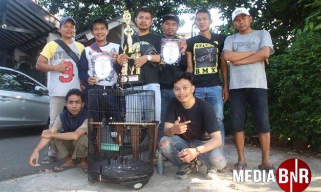 Puspita Juara, Jindan Double Winner, BomBaztis Tampil Apik