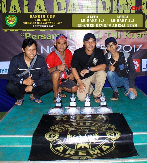 RDA Team bersama Abunawas Lb School