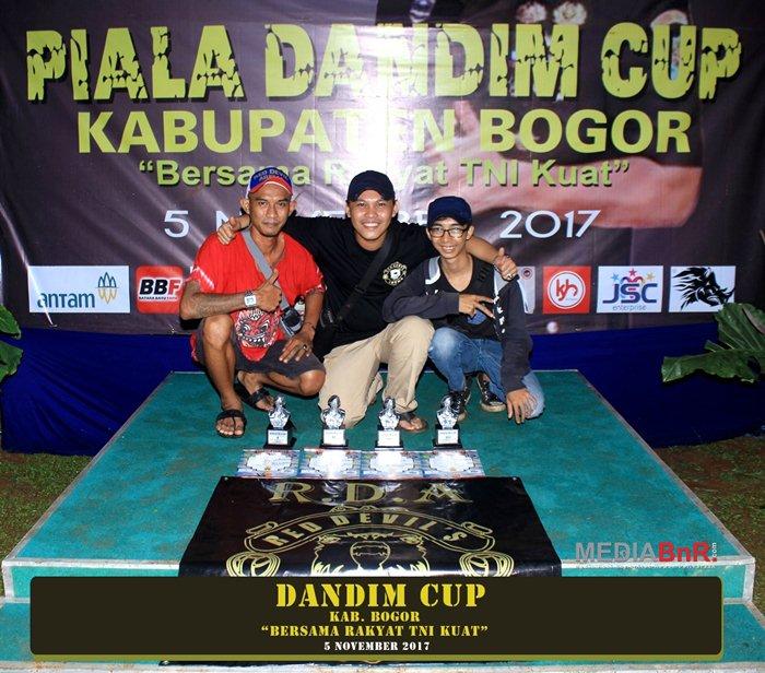 RDA stabil di jalur juara (6)