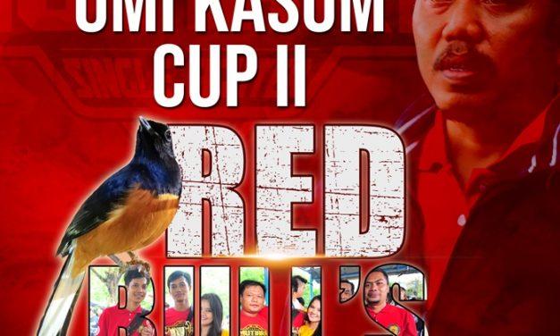 RED BULL'S BAWA PULANG PIALA MURAI BATU BnR INDONESIA