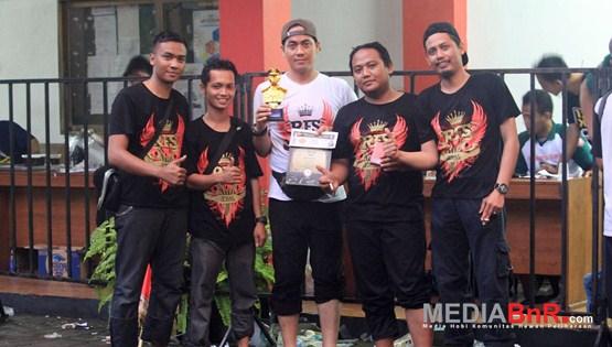 Laskar Pantura Turut Menggoyang Soeharto CUP III