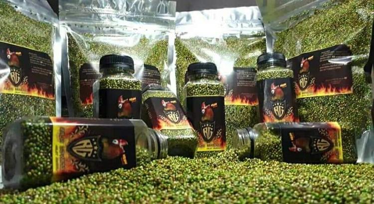 RG Milet Herbal, Love Bird Jadi Lebih Gacor Dan Berdurasi