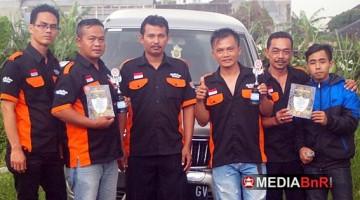 Raden Kancil Double Winner