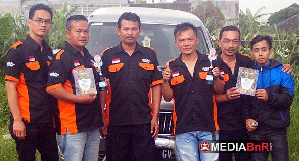 Raden Kancil dan Dohay Double Winner