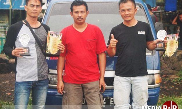 Raden Kancil, Manny Pacquiao, Boss, Rajai Murai Batu. Red Devil's Double Winner