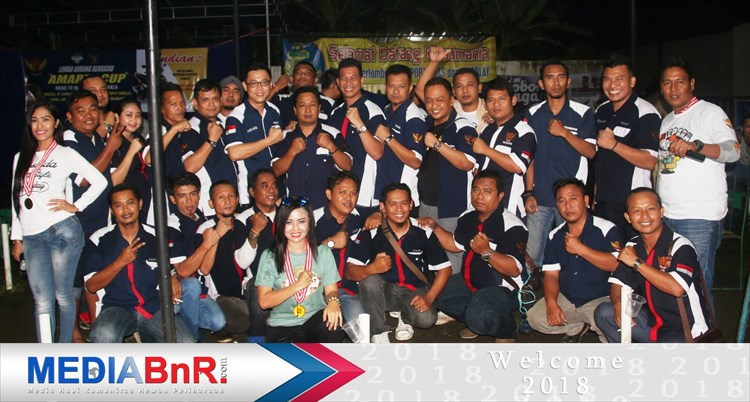 Berjalan Lancar & Sukses, AF Jepara BC & MH Kecil SF Rebut Juara Umum