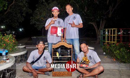 Rafiandi mampir di Bupati Kulonprogo, Duta Bupati Sleman Cup Juara Umum BC