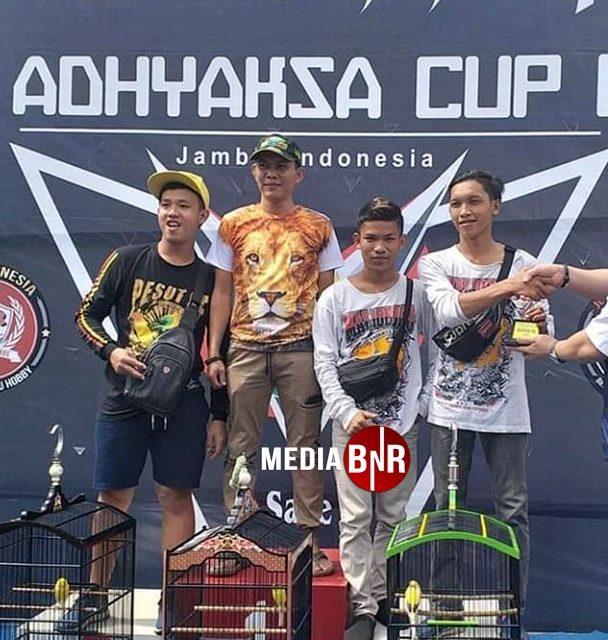 Ragnarok Terus Di Jalur Kemenangan, Gebrak Adhyaksa Cup I Jambi