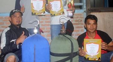 Rahman Hakim Stabil di Jalur Juara Berkat Burung Hasil Tangkaran Sendiri