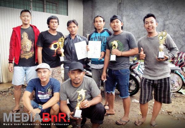 Iteung Mulai Bersinar, Brandal Double Winner