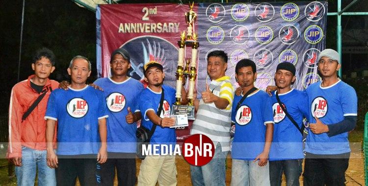 AEP SF Yang Nyaris Meraih Roda Empat, Kini Rebut Kembali Juara SF