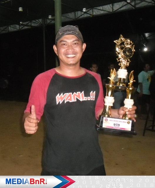 Raja Genit andalan Atia dari Instinct Ban Sel rebut juara ke-1 di Pentet BOB