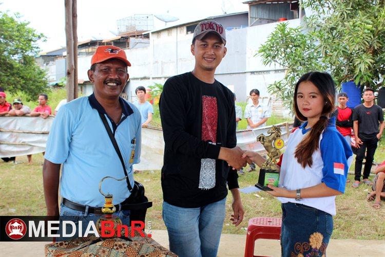 Raja Pesona milik Andang + Chandra  JR Unggul
