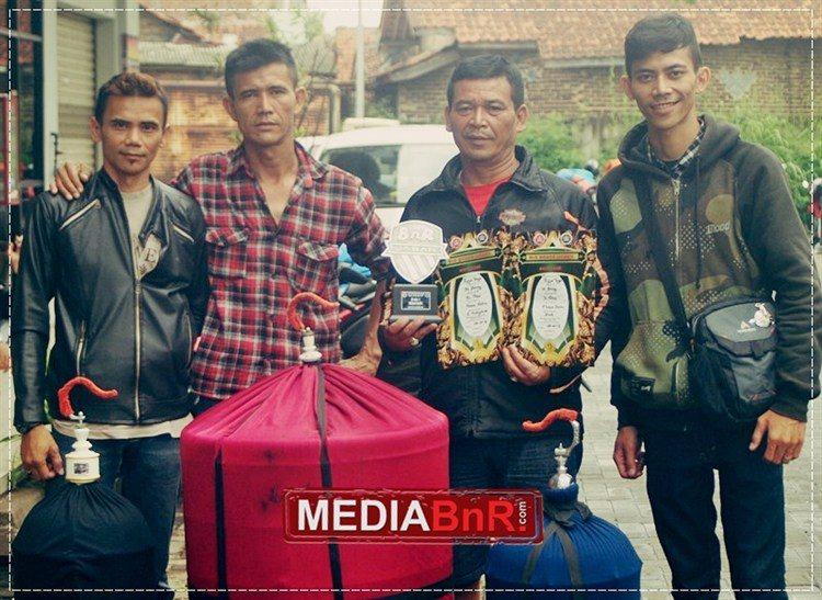 Balak Sakti &Raja Tega Berbagi Juara… Angel Double Winner