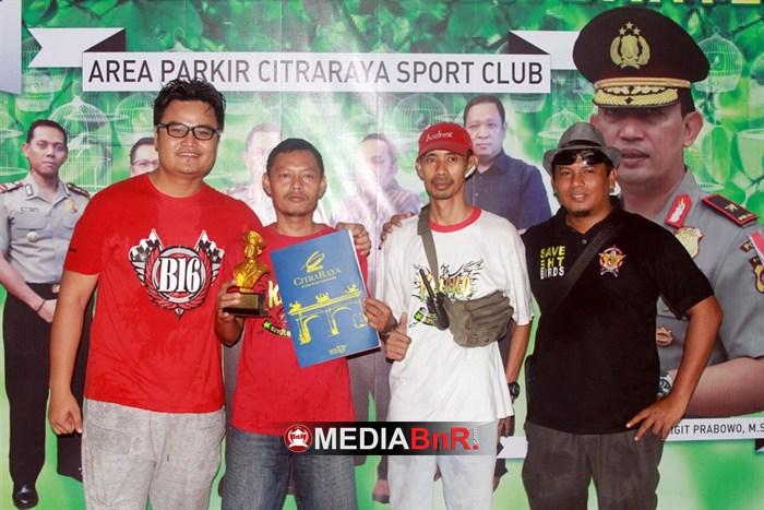 Raja Tuak dan Guntur Terbaik di Kapolda Banten 3