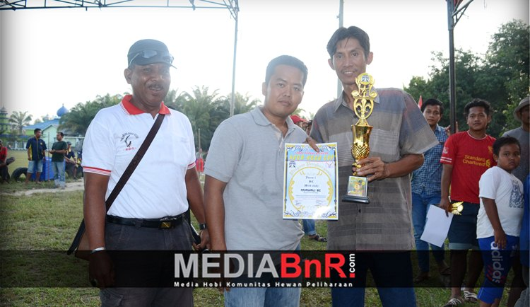 Rajawali BC Terbaik 1 Bird Club