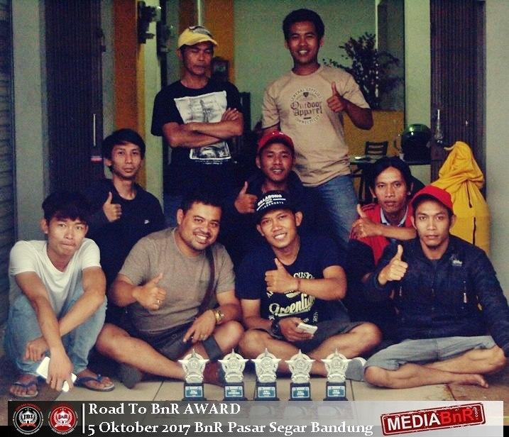 Rama, Ngamuk di Road To BnR Award Bandung
