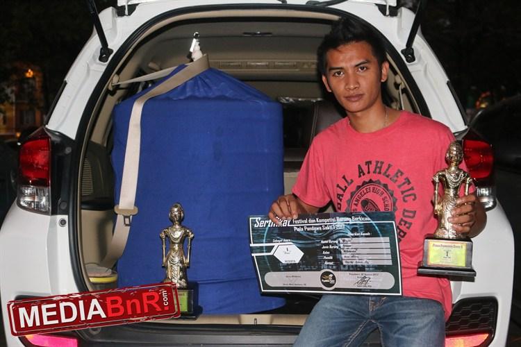 Bagong & Ceple NR Terus Meroket, Sahabat Rajawali & CR 84 SF Bandung Rebut Juara Umum