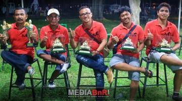 Rancak Bana Borong Mahkota Raja di Piala Raja 2016