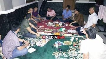 Rapat Pengurus Pusat BnR Indonesia dikediaman H. Mansyur