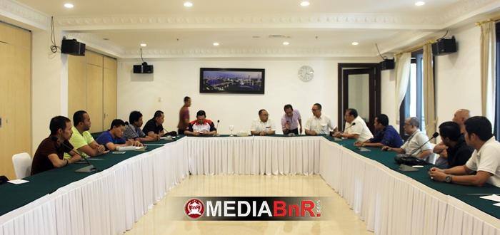 Rapat pengurus BnR