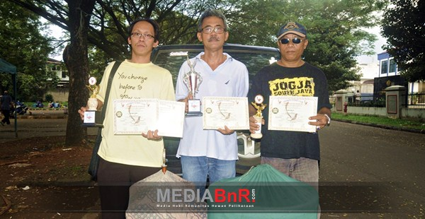 Ratu Prabu Gasak Double Winner, Bravo 2 Kian Mentereng