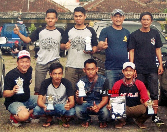 Ratu Sawer Jenggot Pak Kuwu Bansel Team Double Winner