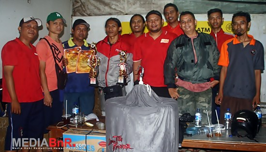 Rawa Rontek Double winner