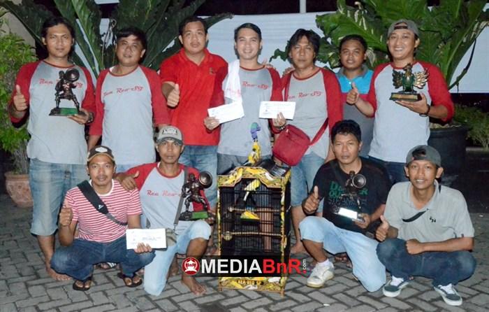 Rea Reo Sf Surabaya bersama Wawan Britama hantar Angel ke podium III dan Bella raih doble Winner