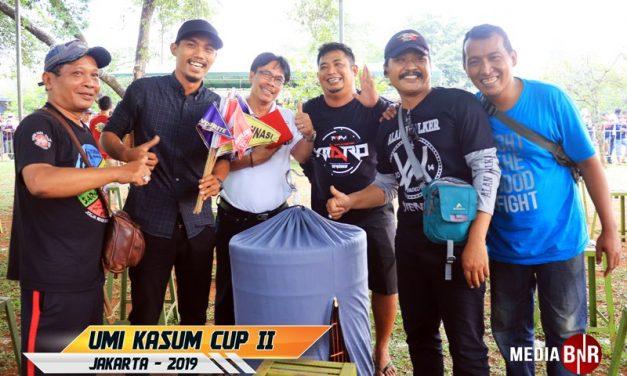 Legend Gebrak di Murai Batu Umi Kasum  Cup 2