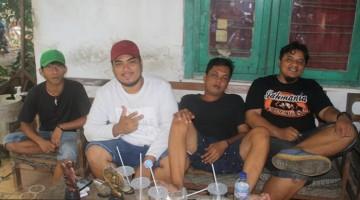 Reza Sukses bersama Tiger Boyz Di  Muray batu