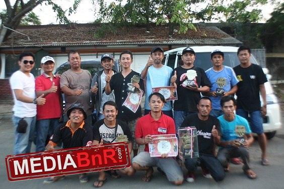 Ricuh Team dari Majalengka tampil kompak