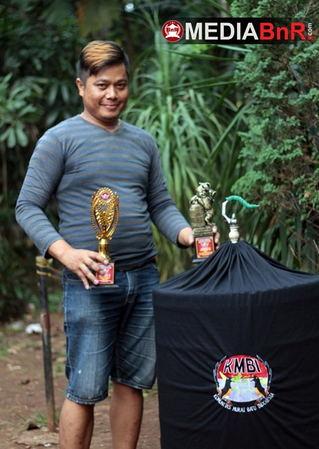 Jelang Latpres Special BOB Pentet, Ridho KM Orbitkan Barter Raih Prestasi