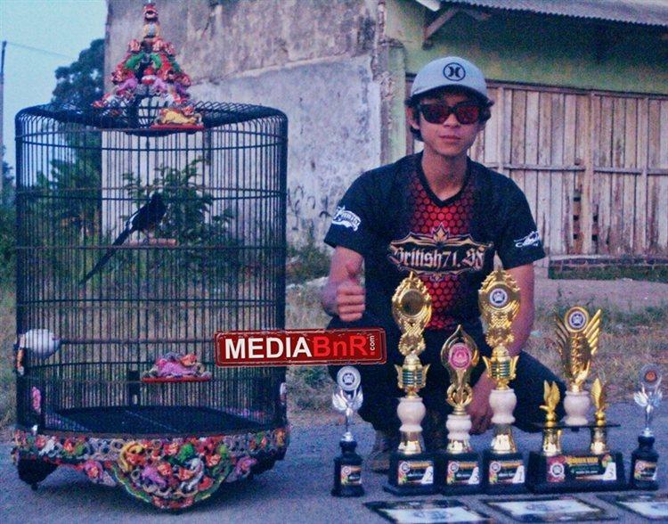Rimba Murai Andalan Mr.Reggi Double Winner