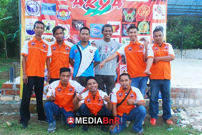 Tim Senior Kartini Sf dan Pelet Biru BC Kuasai Arena Gelaran