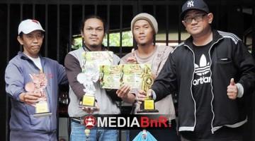 Rio Istana Borong Trophy, Super Boy Pasang Laga