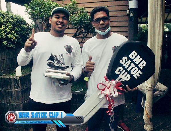 Murai Mania Lampung Berjaya di BnR Satoe Cup 1