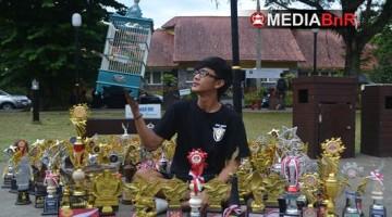 Riza Mekar Bird Club Bogor