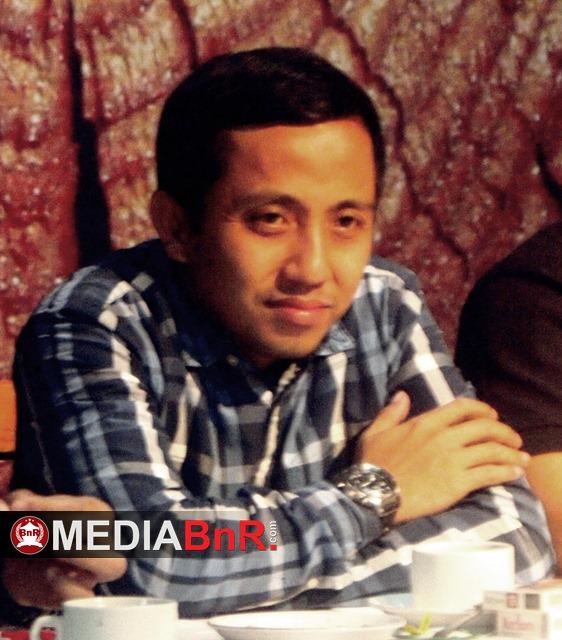Rizky RWP Ketua BnR Jabar