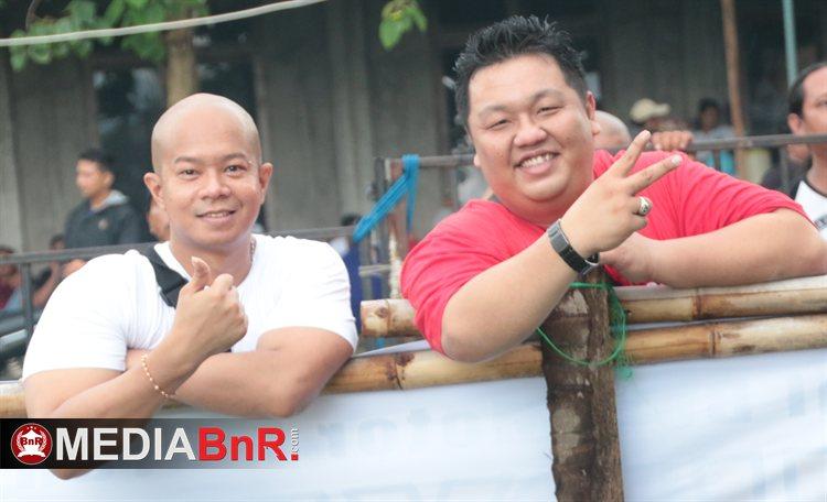 Robert Pantau & Iwan Platinum. Berburu Gaco di Arena Arga Surya Cup 1 Jogja
