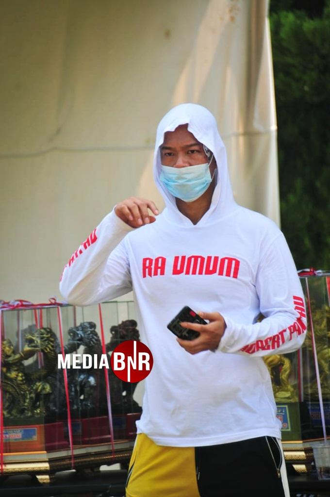 Robert Pantau support penuh gelaran Kampung Ulu Cup 1 Magelang