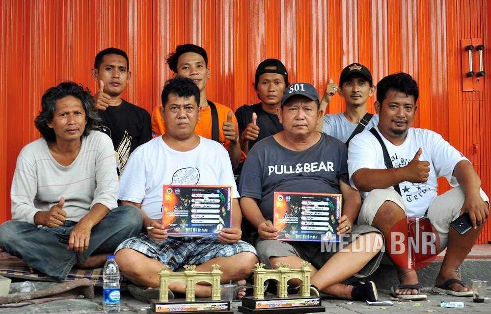MB Pele, Kusut & Setan Merah Tutup Kemenangan 2018