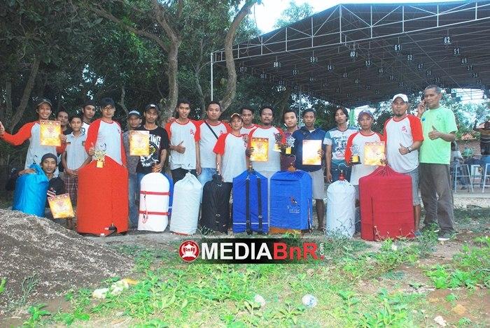 Arjuna BC Borong Juara Latber