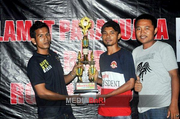 Momok & Sisuka Boyong Kambing, Sambalado BC Juara Umum