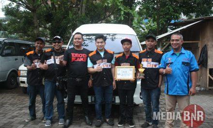 Mr. Jarwo jagoan H. Arya dari ABF Karawang cetak double winner di love bird dewasa