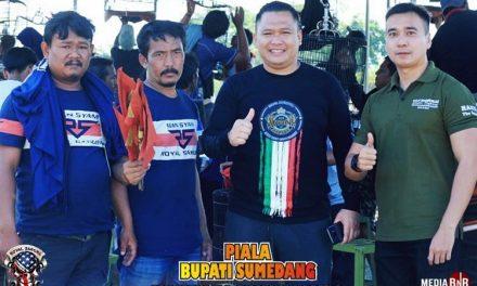 Berjaya Lewat Raja Langit, Satria dan Bandit di Piala Bupati Sumedang