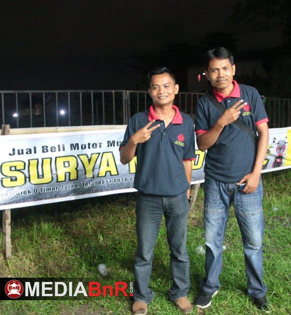 Rudi RKJ & Mr. Agus Arga Surya. Siap Jadi Agenda Tahunan di Sorowajan Yogyakarta