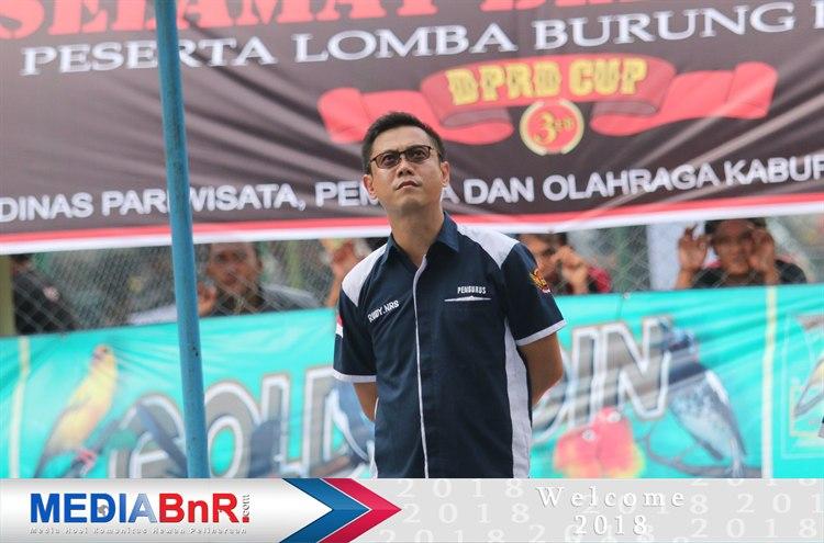 Rudy NRS Kawal Suksesnya Even DPRD Cup III Karanganyar