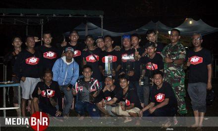 Sahabat ABF Juara Umum & Para Jawara Airin Cup 2 Tangerang Selatan